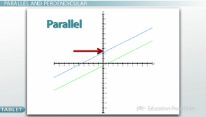 Parallel Lines on Graph