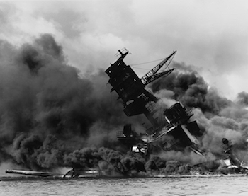 pearl harbor address to the nation summary