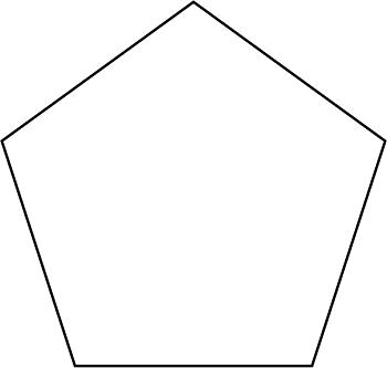 Number Names Worksheets what is pentagon shape : Pentagon Shape Facts: Lesson for Kids - Video & Lesson Transcript ...