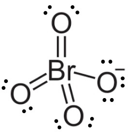 what is bro4 lewis structure study com