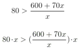 Modeling With Rational Functions & Equations | Study com