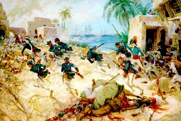 Battle of Derna