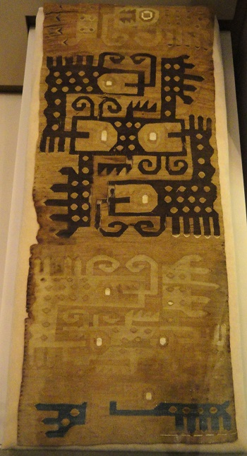 Ancient Peruvian Tapestry