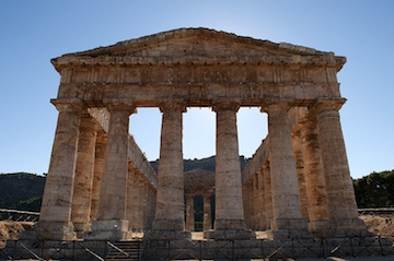 examples of greek architecture today