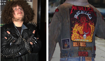 Heavy metal jackets