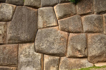 Incan stonework was nearly perfect