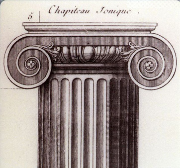 Ionic Order of Greek Architecture: Definition & Example Buildings - Video &  Lesson Transcript | Study.com