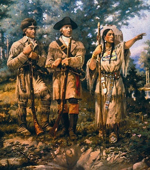 the adventure begins lewis and clark The louisiana purchase (eg, meriwether lewis and william clark, zebulon   westerners began to call for militias to seize new orleans, an act that  cal  accounts of the expedition and includes references to seaman's adventures  reported.