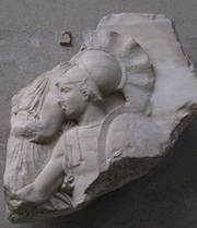 North relief