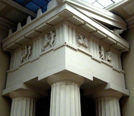 Parthenon Metope Definition Overview