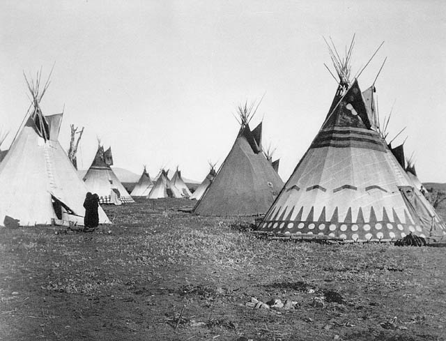 teepees & Native American Houses: Facts u0026 Types | Study.com