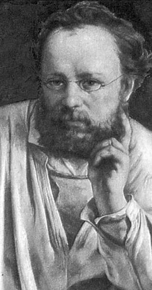 French Anarchist Pierre-Joseph Proudhon