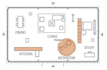 Glass House Philip Johnson Floor Plans Idea Home And House