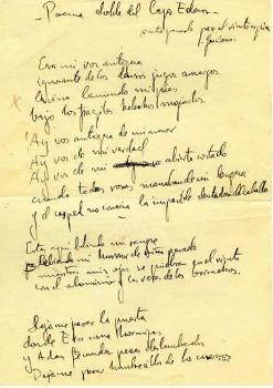 Basic Spanish Poetry Terminology Study Com