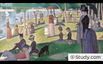 painting by georges seurat