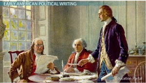 Political Writing Early America