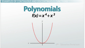 Polynomial Continuous Function