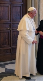 Pope Francis, the first Jesuit pope