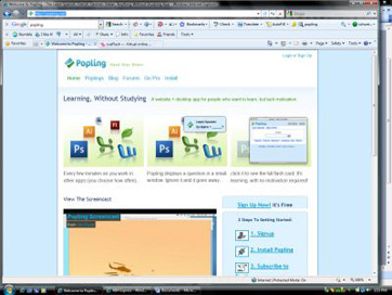 20 Web Apps to Help You Learn More and Study Less