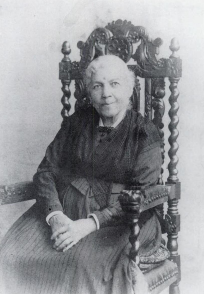 Portrait Harriet Jacobs