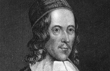 Portrait of George Herbert