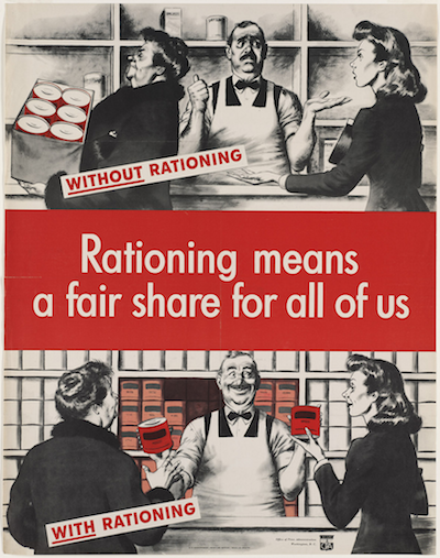 Rationing During World War II | Study.com