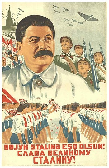 A critical analysis of the komsomol of the soviet union