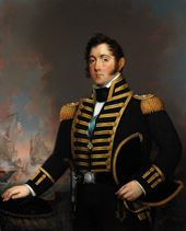 Portrait of Commodore Oliver Hazard Perry