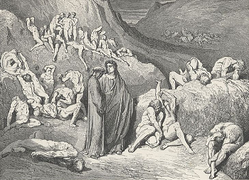 Dante's Inferno: The Guardians Of The Inferno