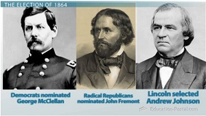 Presidential Candidates 1864