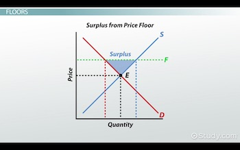 Price Ceilings And Price Floors In Microeconomics Video