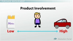 low high involvement products High brand loyalty is an asset that lends itself to extension, high market  that low  involvement products could have high brand loyalty too.