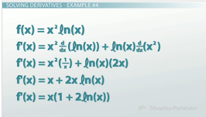 Product Rule Example 4