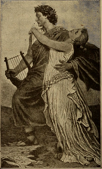 Pyramus and Thisbe first appeared in writing in 8 AD by Ovid