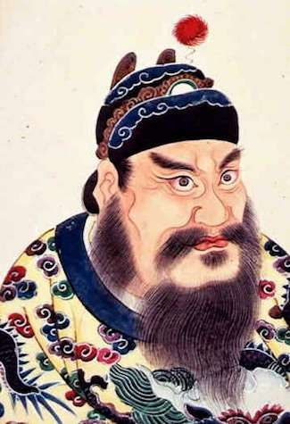 a biography of the great ruler shih huang ti in chin kingdom in china The king of ch'in took the title shih huang-ti - 'divine emperor' the victory created a centralised chinese empire controlled by a military-bureaucratic elite the ch'in empire was five times the size of the shang kingdom a millennium before.