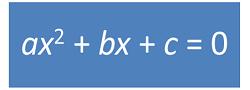 What is the Quadratic Formula? - Definition, Equation & Proof ...
