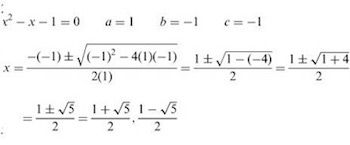 What Is The Quadratic Formula Definition Equation Proof