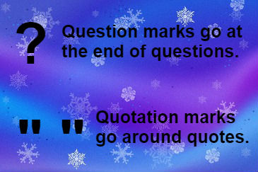 Question Quotation Marks Lesson For Kids Study Com