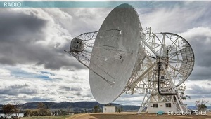 Radio Telescope Picture
