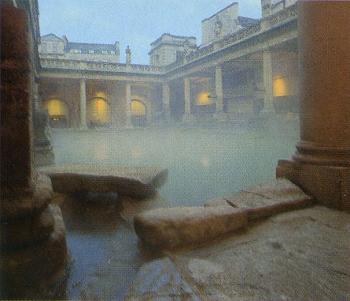 Roman baths homework help