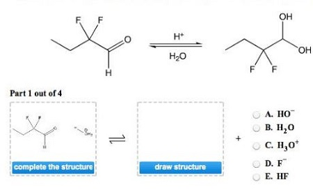 Draw A Stepwise Mechanism For The Following Acid Catalyzed