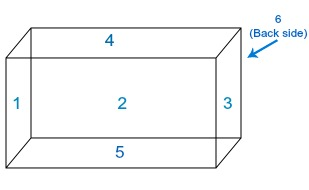 how many sides does a rectangular prism have study com