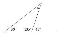 Remote Interior Angles Definition Examples Video Lesson