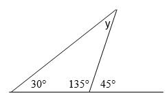 Remote Interior Angles Definition Examples Video Lesson Transcript
