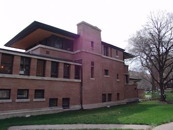 Robie House Exterior 1