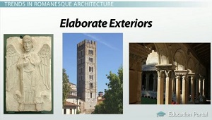 Romanesque Architecture Characteristics Examples History