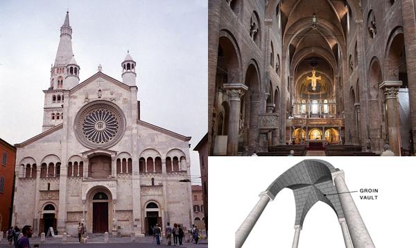 Italian Gothic Architecture Venetian Roman Study Com