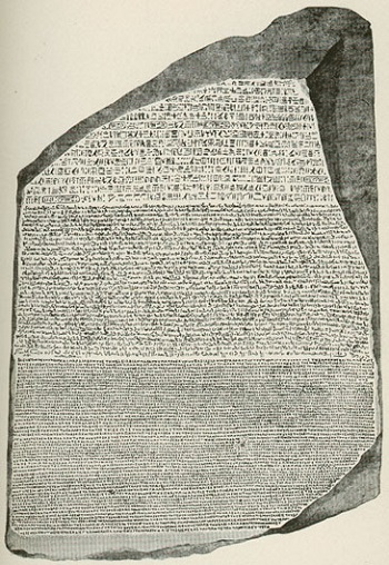 History of the Rosetta Stone: Lesson for Kids | Study com