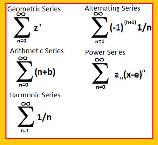 Infinite Series: Applications, Formula & Examples | Study com