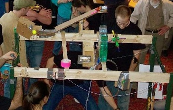 Rube Goldberg Machine Ideas Study Com